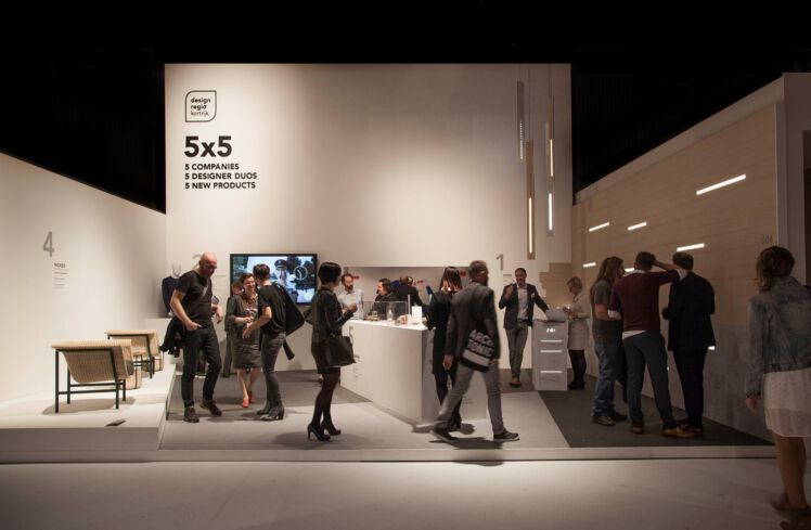 5x5 stand interieur 2016
