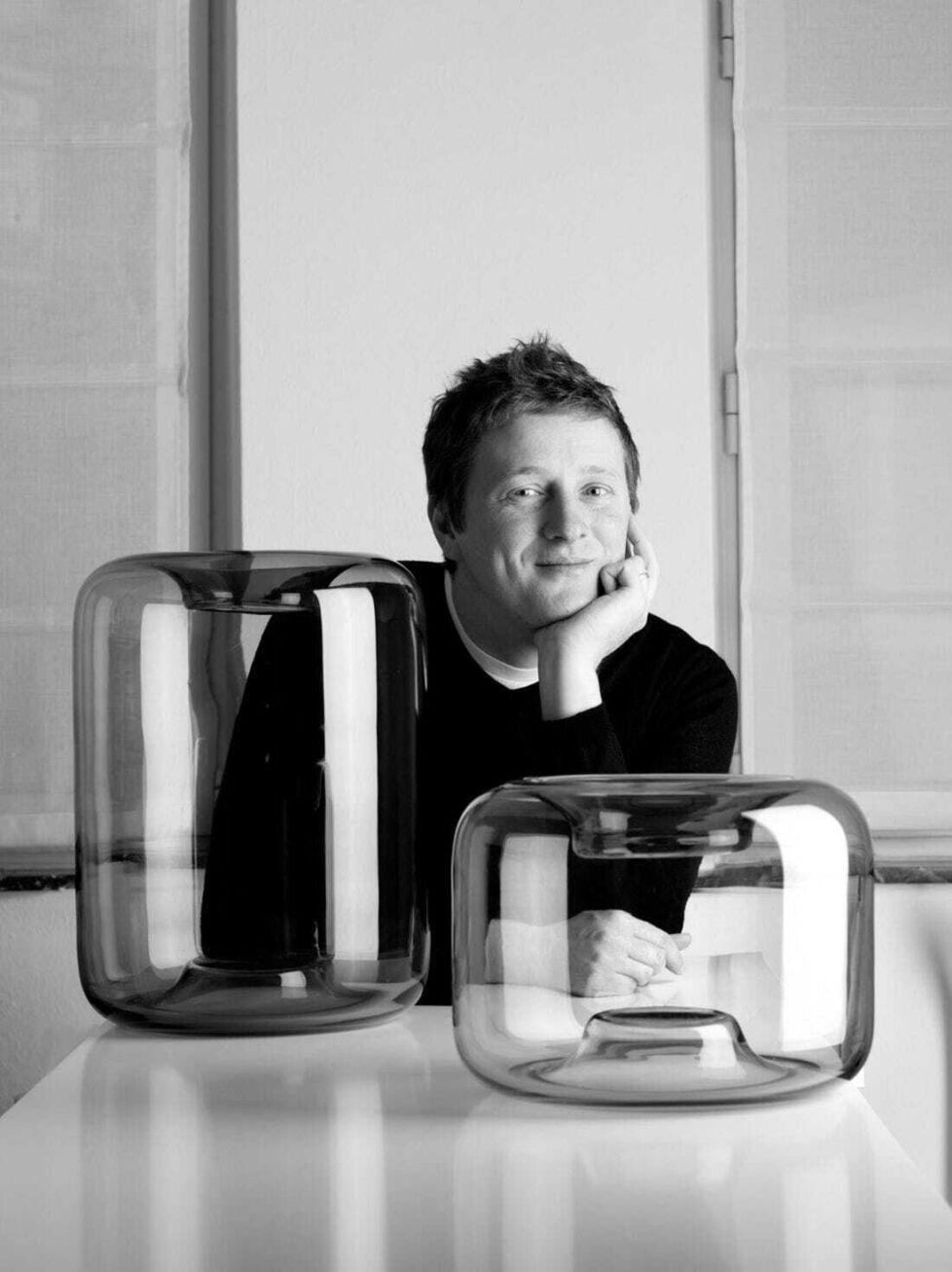 Senior Designer jf dor loudordesign industrial design portrait 0