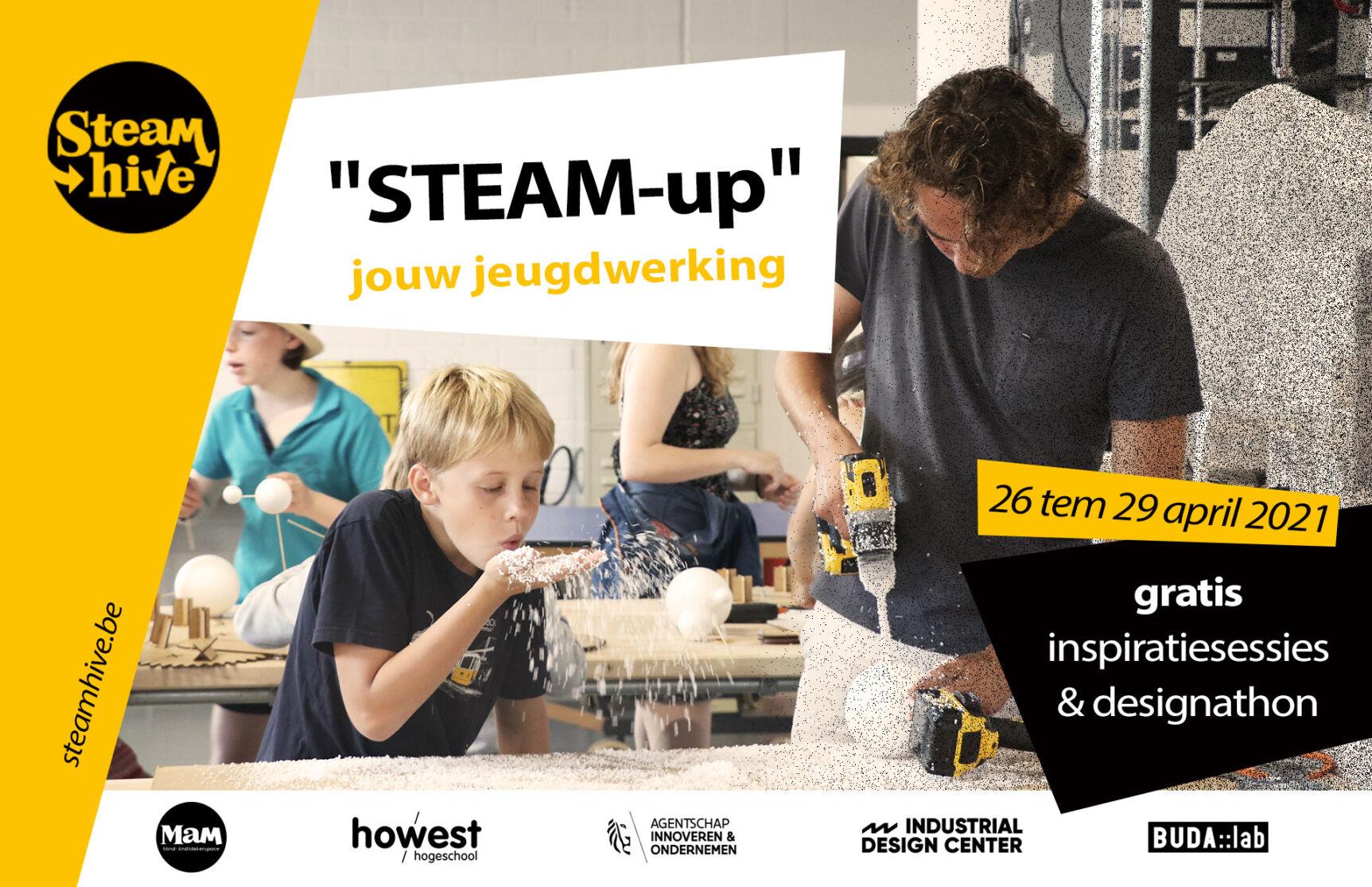 Steamhive inspiratieweek