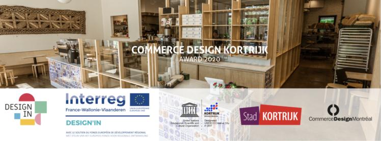 OPEN CALL Commerce Design Kortrijk Award 2020
