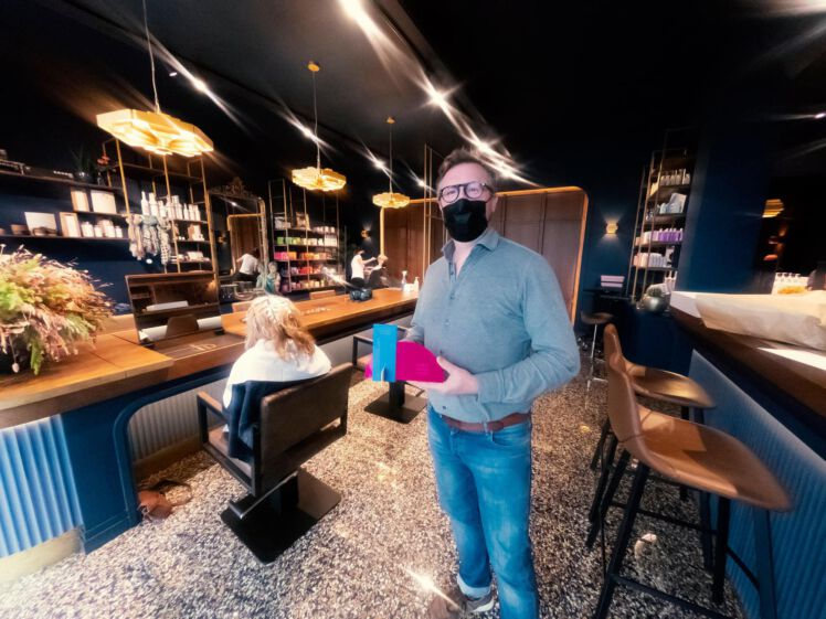 TON SUR TON wint publieksprijs Commerce Design Kortrijk Award