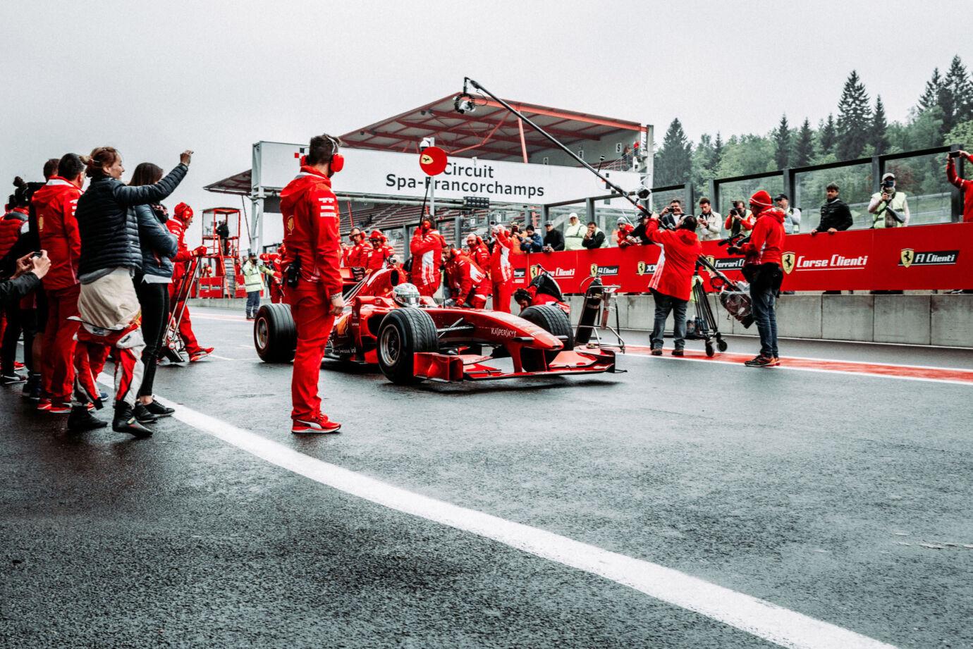 Ferrari Hannes Otte