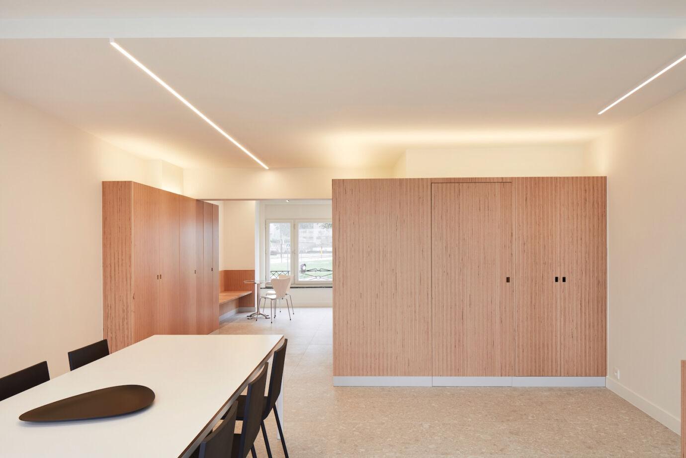 Witblad interieur architectuur 4 Bob Bulcaen