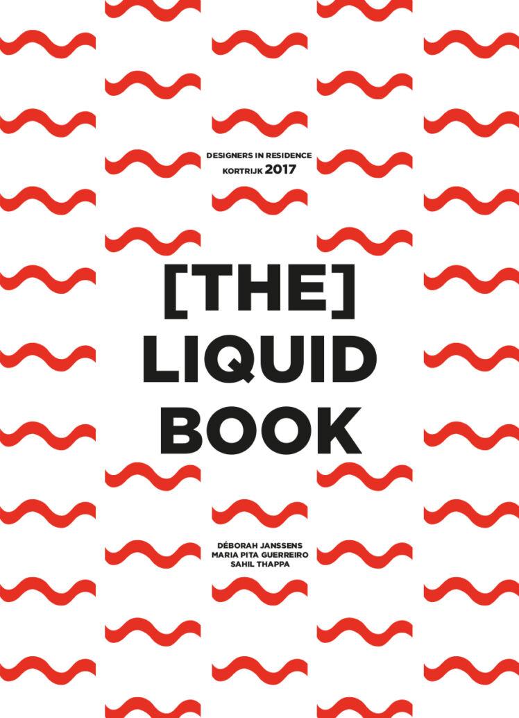 Cover the liquid book 1