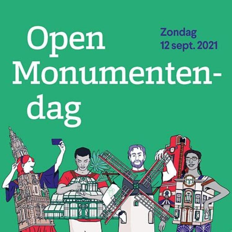 Open monumentendag square
