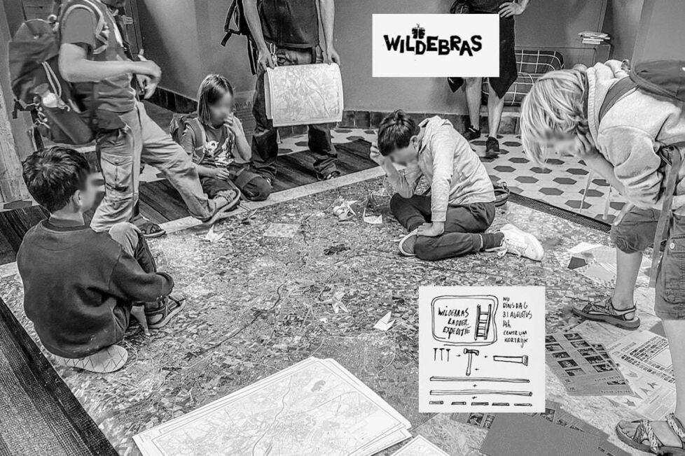 Territorial lab wildebras 9