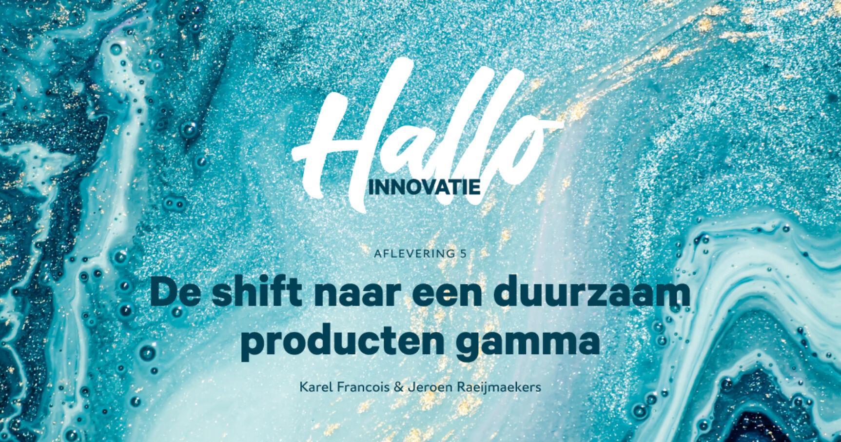 Hallo Innovatie Podcast 5 Facebook