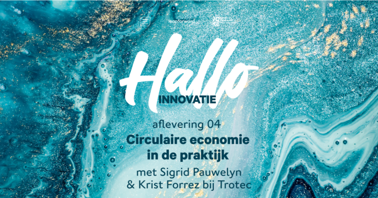 Hallo Innovatie Podcast visual rectangle