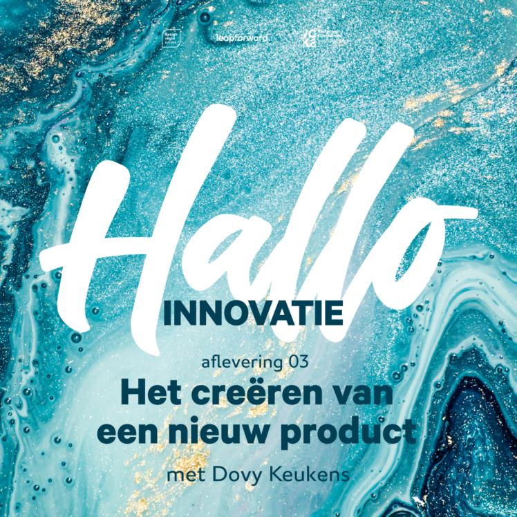 Hallo Innovatie Podcast visual square03