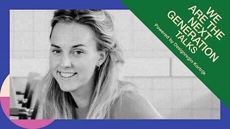 We are the next generation - Manon Van Houckel