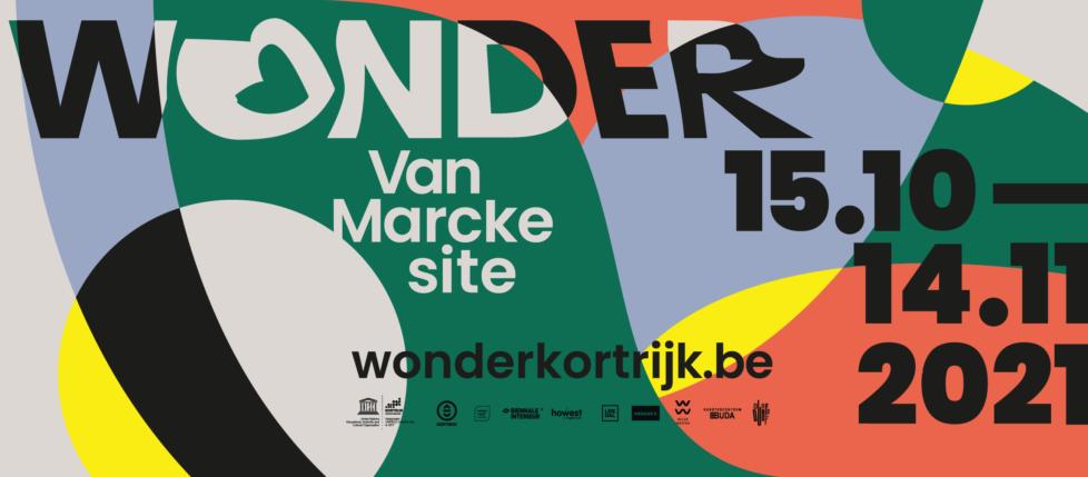 Wonder 2021 affiche a4 liggend