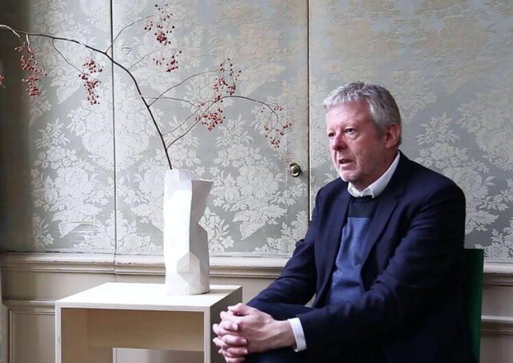 Architect Christian Kieckens 1951 2020 c Design Museum Gent