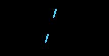 Howest hogeschool logo RGB BLAUW