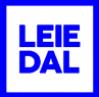 Logo LEIEDAL dark 25x25mm copy