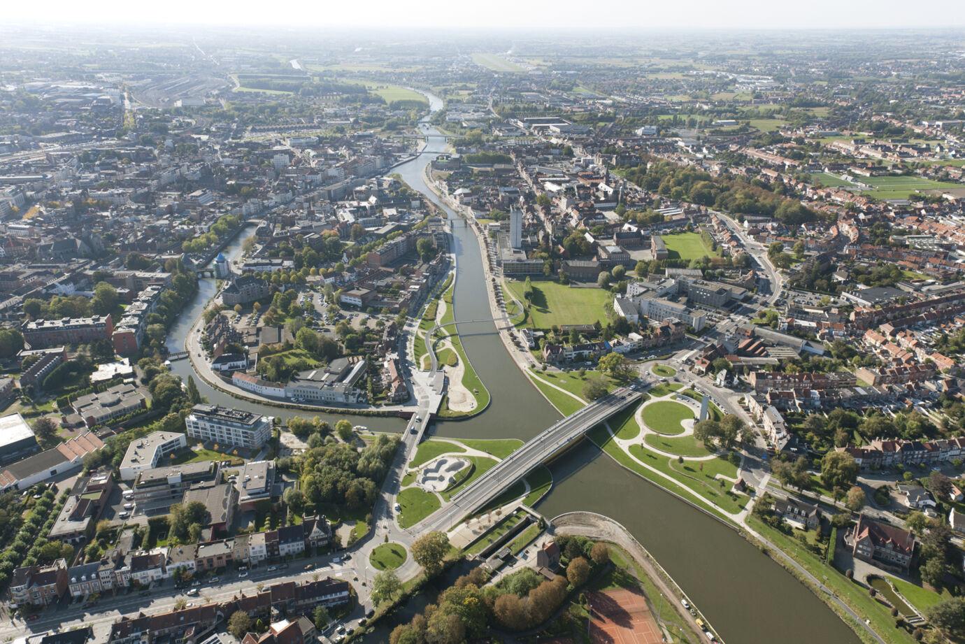 City of Kortrijk Henderyckx