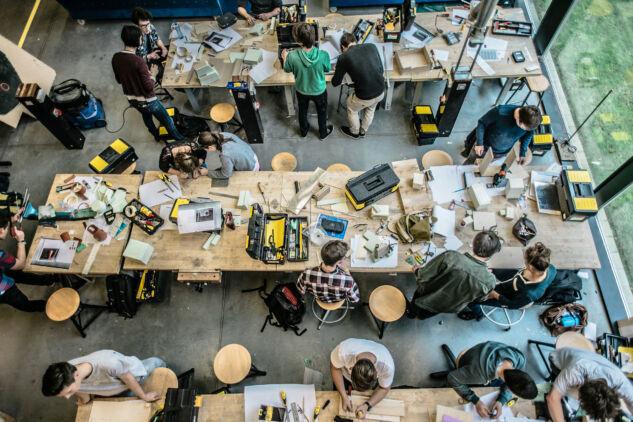 Industrial Design Center Howest Conny Meurs