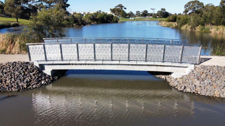 Geelong bridge
