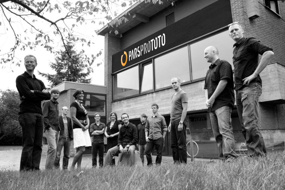 Senior designer Team parsprototo
